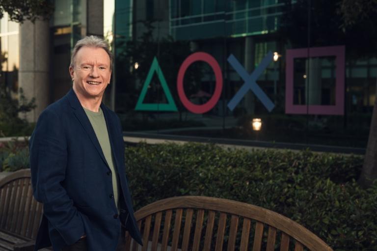 Jim Ryan, CEO of PlayStation