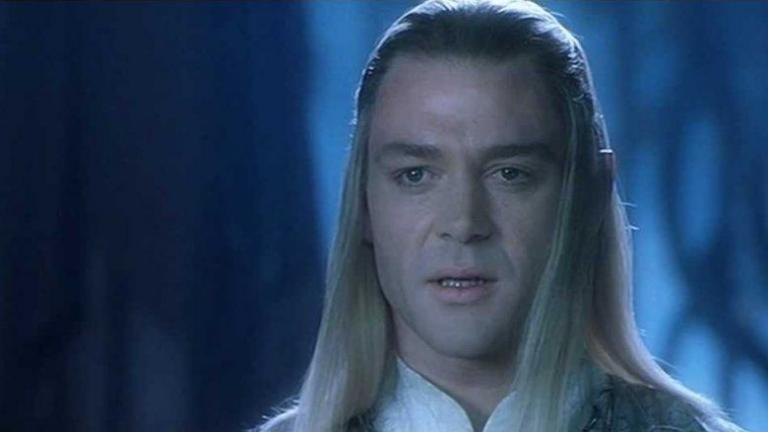 Celeborn in The Lord of the Rings saga.