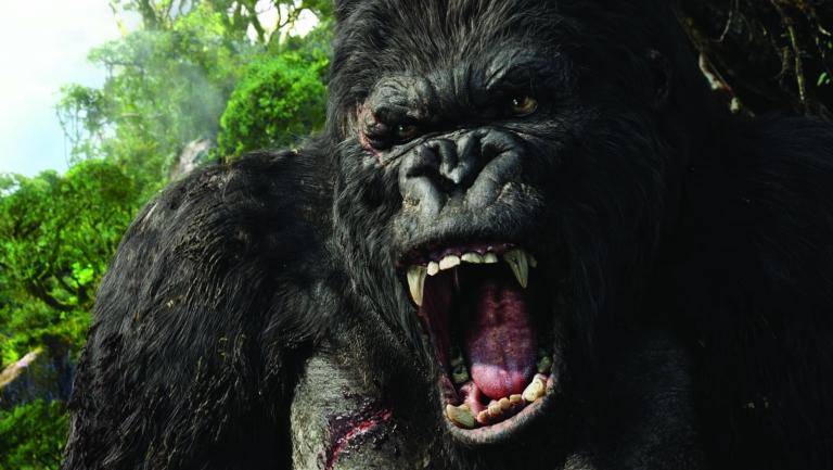 King Kong (2005).