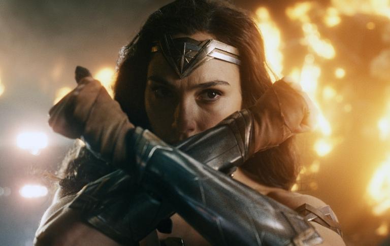 Gal Gadot (Wonder Woman) in Justice League