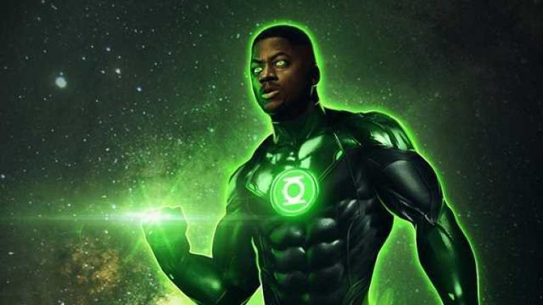 Concept Art by John Stewart for the Justice League Snyder Cut