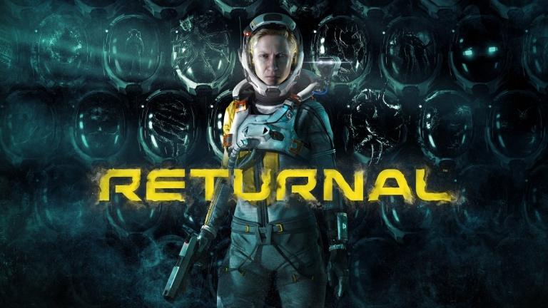 Returnal, available exclusively on PS5
