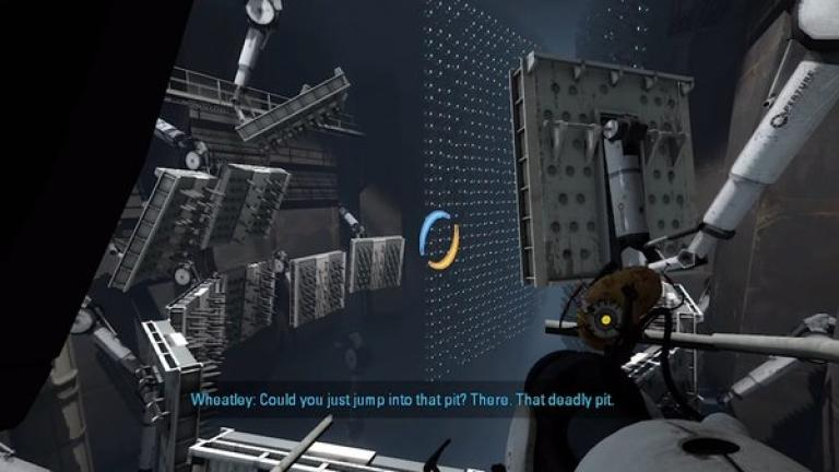 Portal 2 play with you