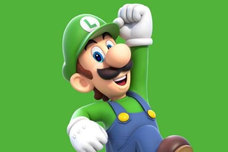Luigi was actually a second Mario