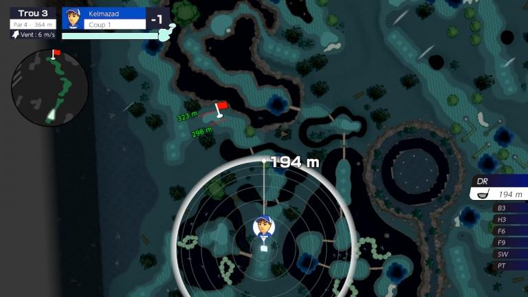 The minimap, our best ally