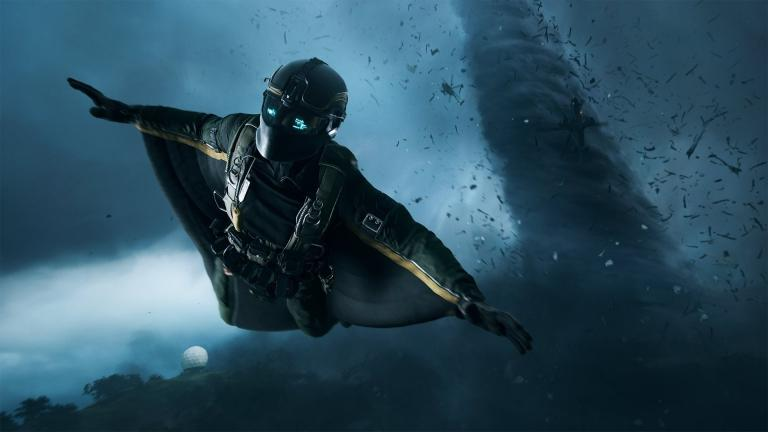 A Battlefield 2042 game mode is still being kept a secret until today