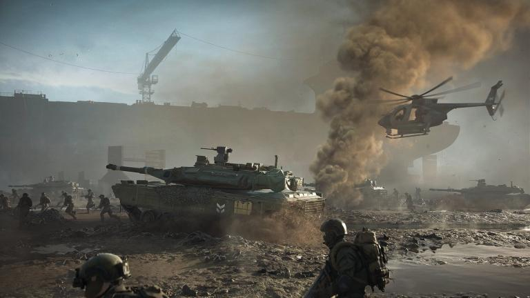 Battlefield 2042 features 10 specialists split between the four main classes