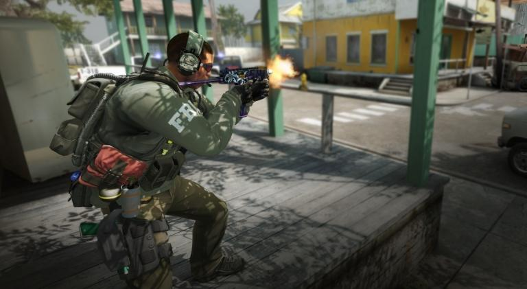 Counter-Strike is one of the first eSports games
