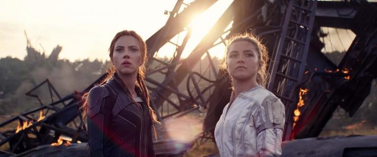 Natasha and Yelena