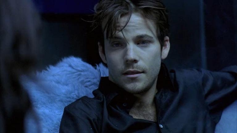 Deacon Frost (Stephen Dorff) in Blade.