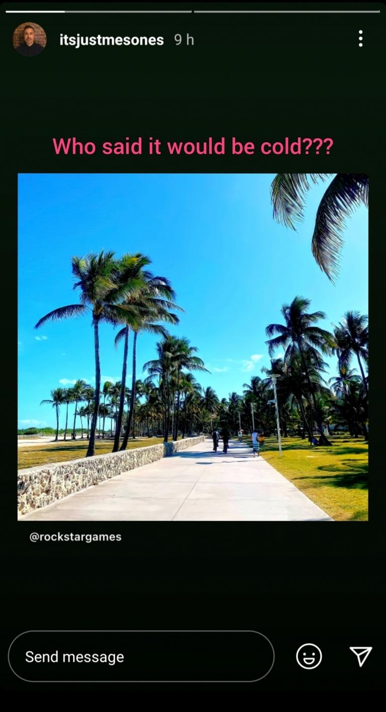 Photo of South Beach in Miami posted by Tony Mesones