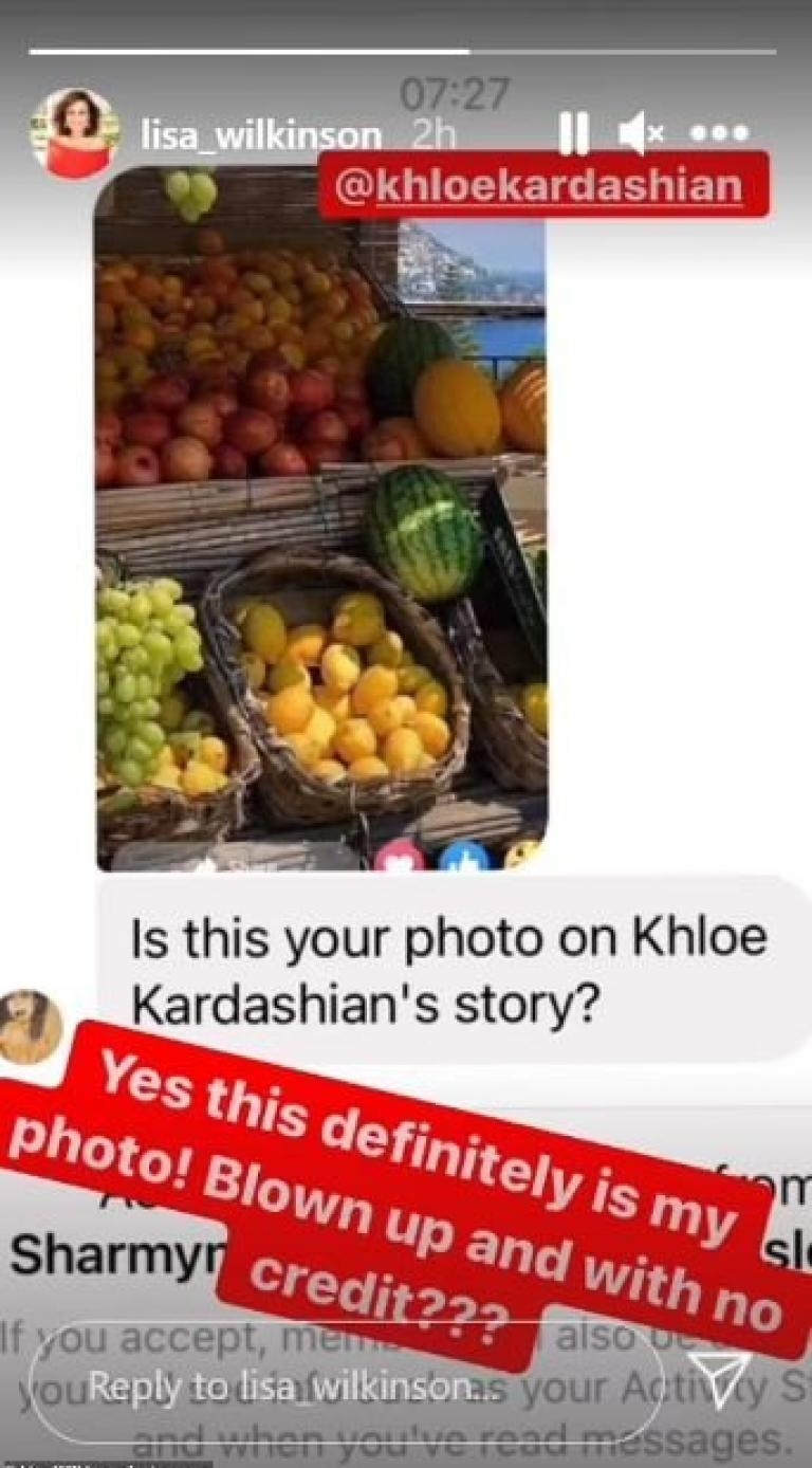 Khloé Kardashian at the heart of a controversy
