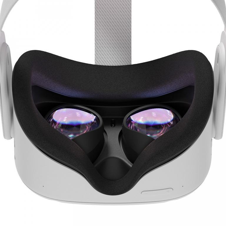 Foam from Oculus Quest 2 can cause skin irritation