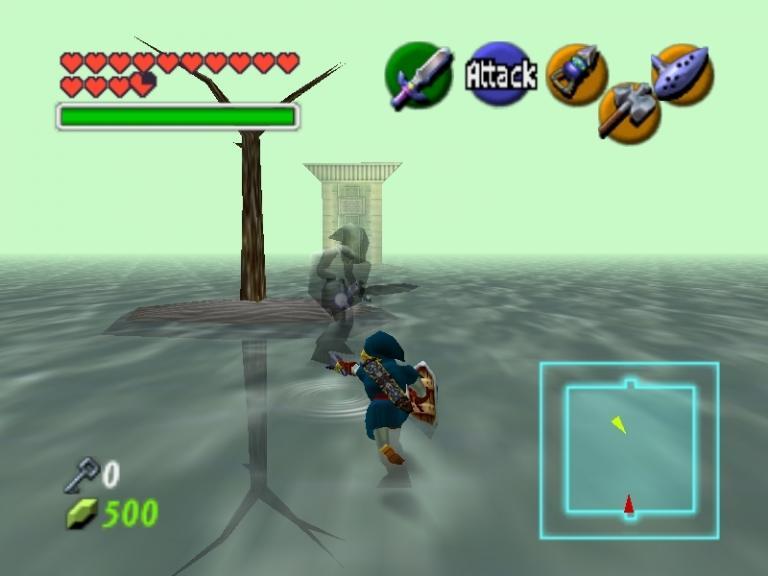 Dark Link is a plague