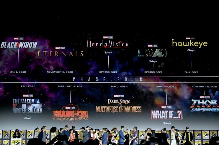 Despite COVID, Phase 4 of the MCU is expected to unfold its plan.