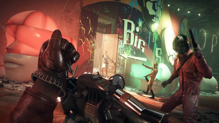 Deathloop's proposal will be very different from Dishonored's