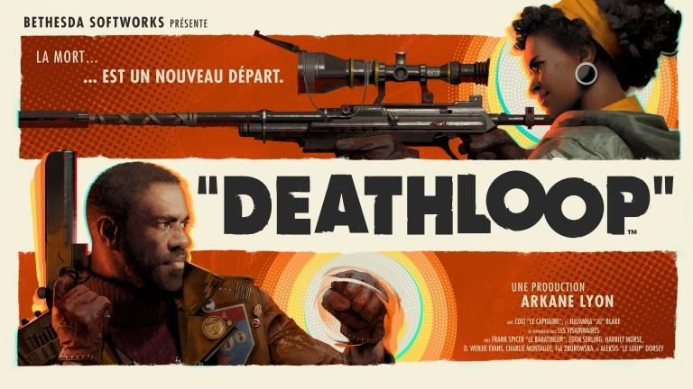 Deathloop will be available on September 14th