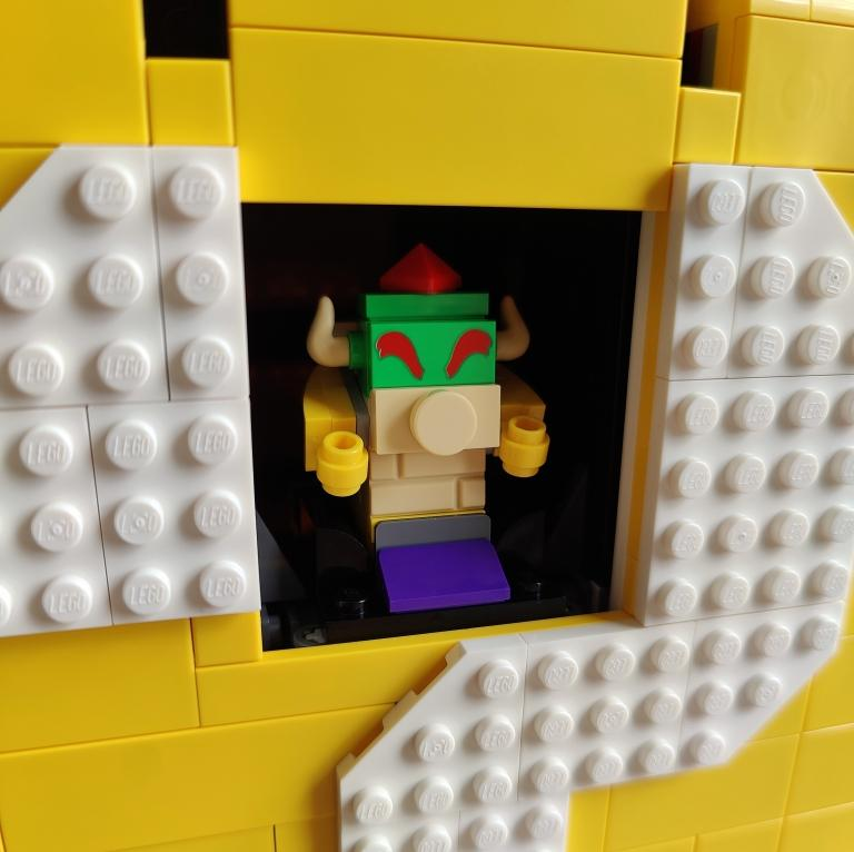 LEGO Super Mario Block?