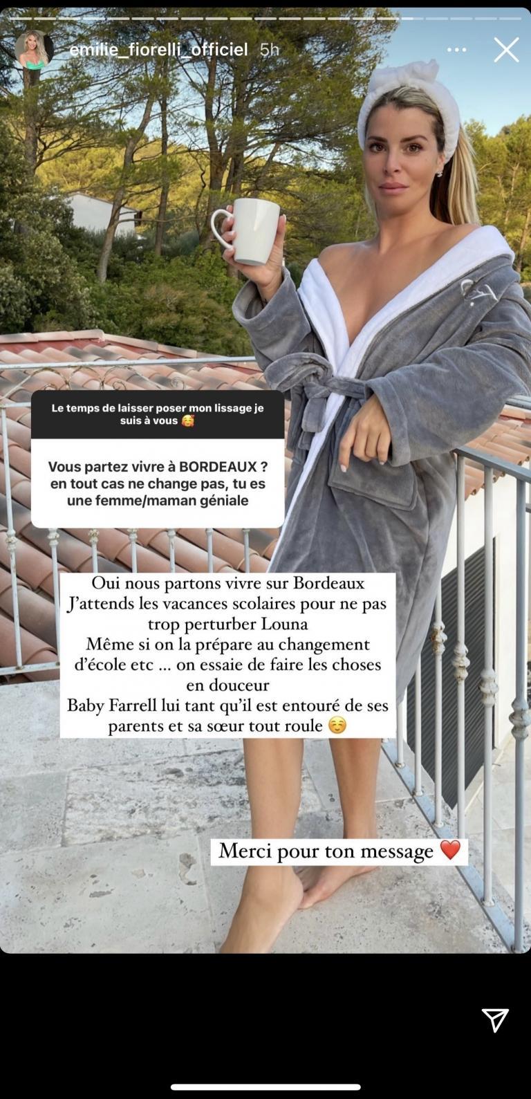 Emilie Fiorelli moves to Bordeaux