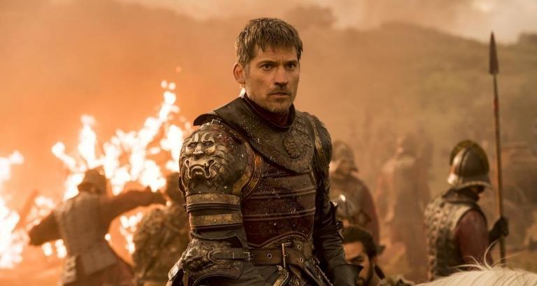 Nikolaj Coster Waldau in the Game of Thrones series