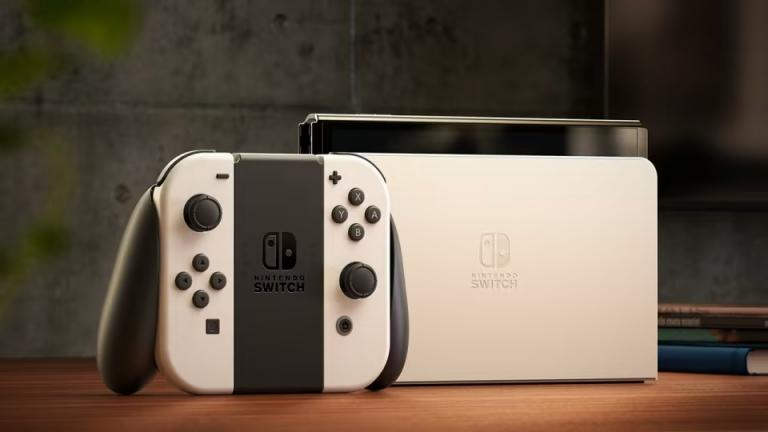 The Nintendo Switch OLED, the latest from the Japanese manufacturer